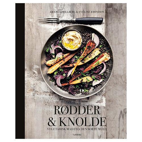 Diverse Rødder & Knolde Forfatter: Amanda Hellberg & Eveline Johnsson - 1 stk