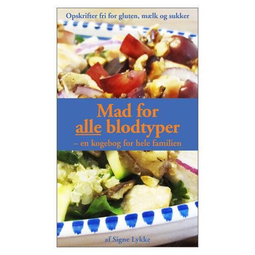 Signe Lykke Skonnord Mad For Alle Blodtyper Bog Forfatter: - 1 stk