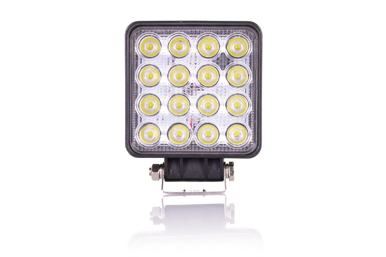 Lumen LED Arbeidslys   Lumen® Workforce 48W   Traktor og Maskin   Anlegg