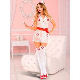 Music Legs Love Doctor Kostyme