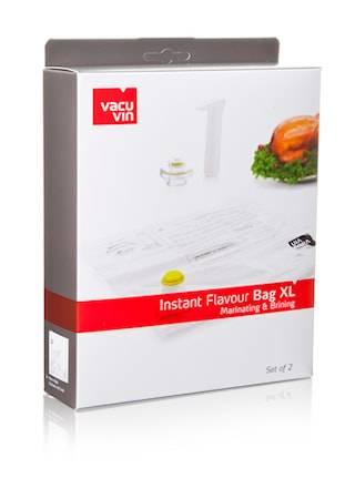 Vacuvin Instant Flavour Bag XL 2 stk