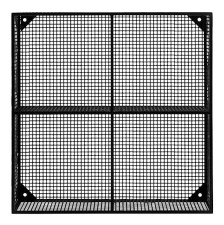 Nordal Hylle Wire Box 4 Shelves