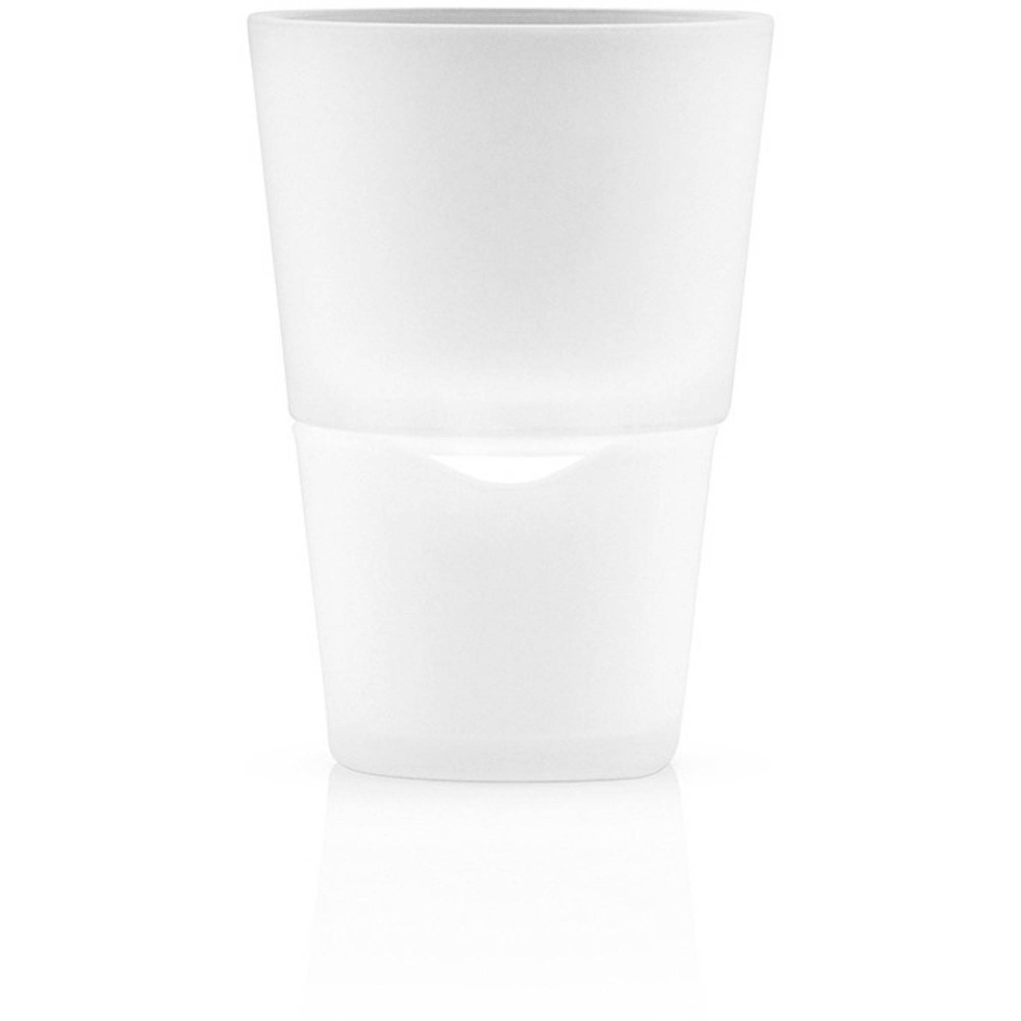 Eva Solo Selvvannende potte, frostet glass