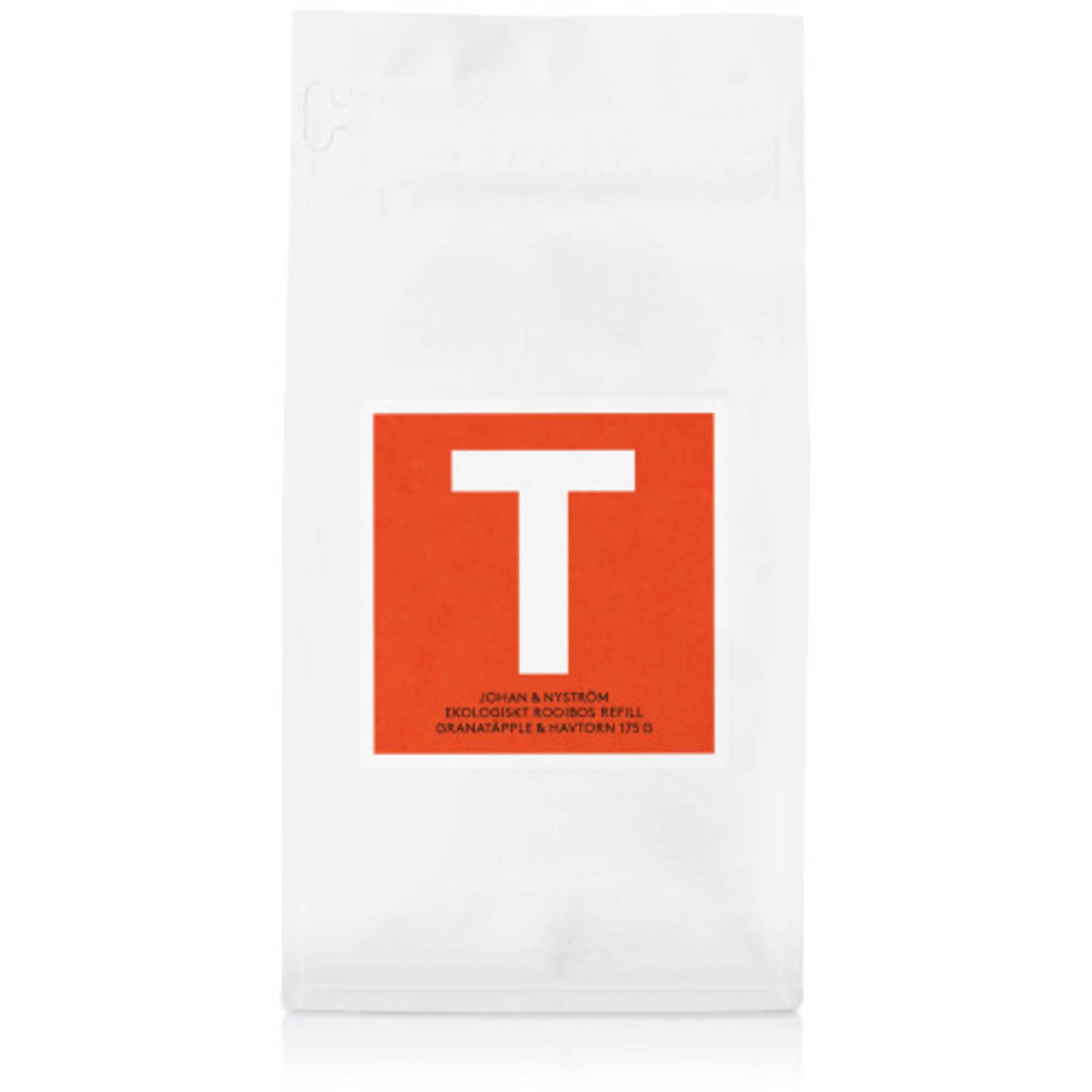 Johan & Nyström T-TE Rooibos Granateple & Tindved 175 g