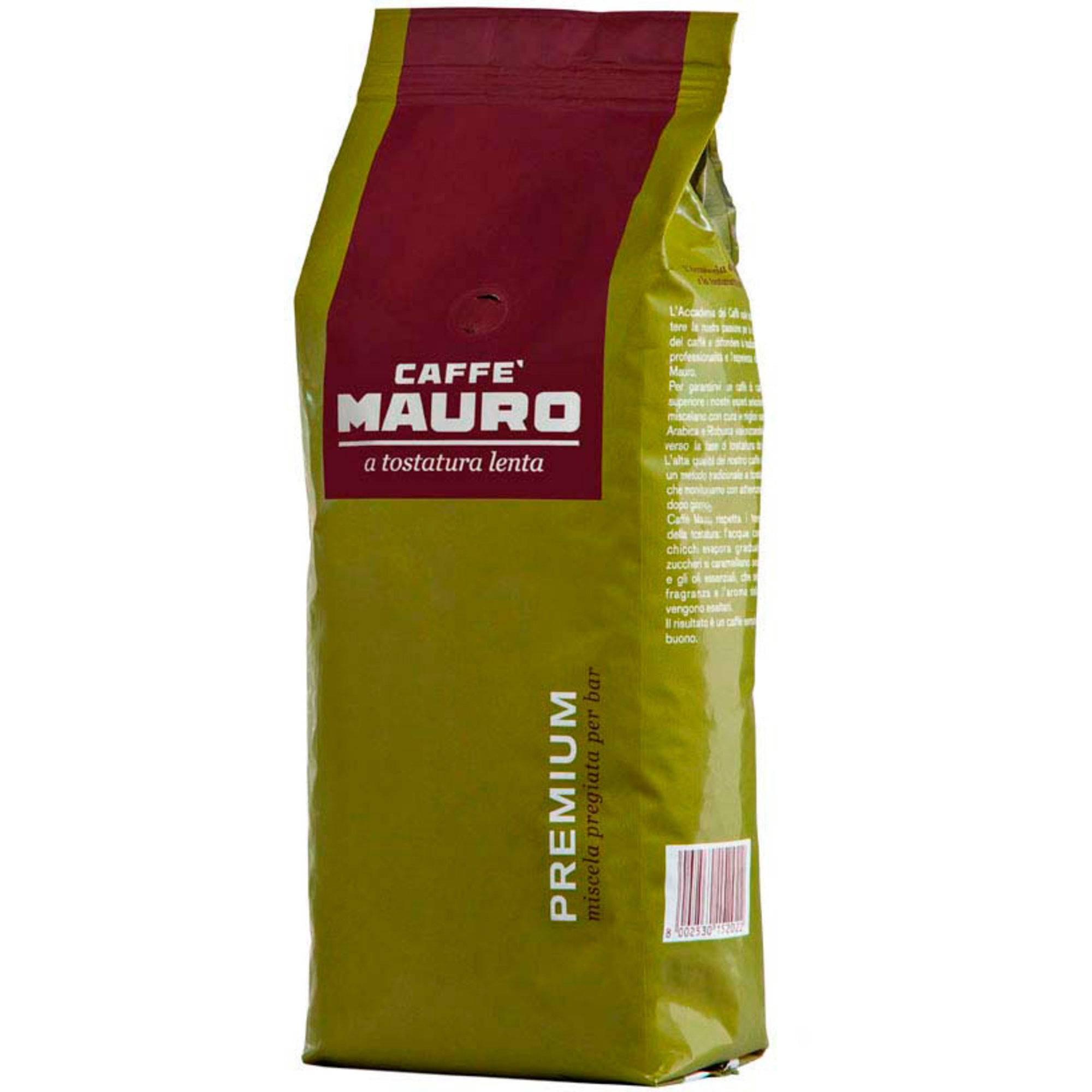 Caffè Mauro Caffè Mauro Premium (tidligere Onda d´Oro) 1 Kg