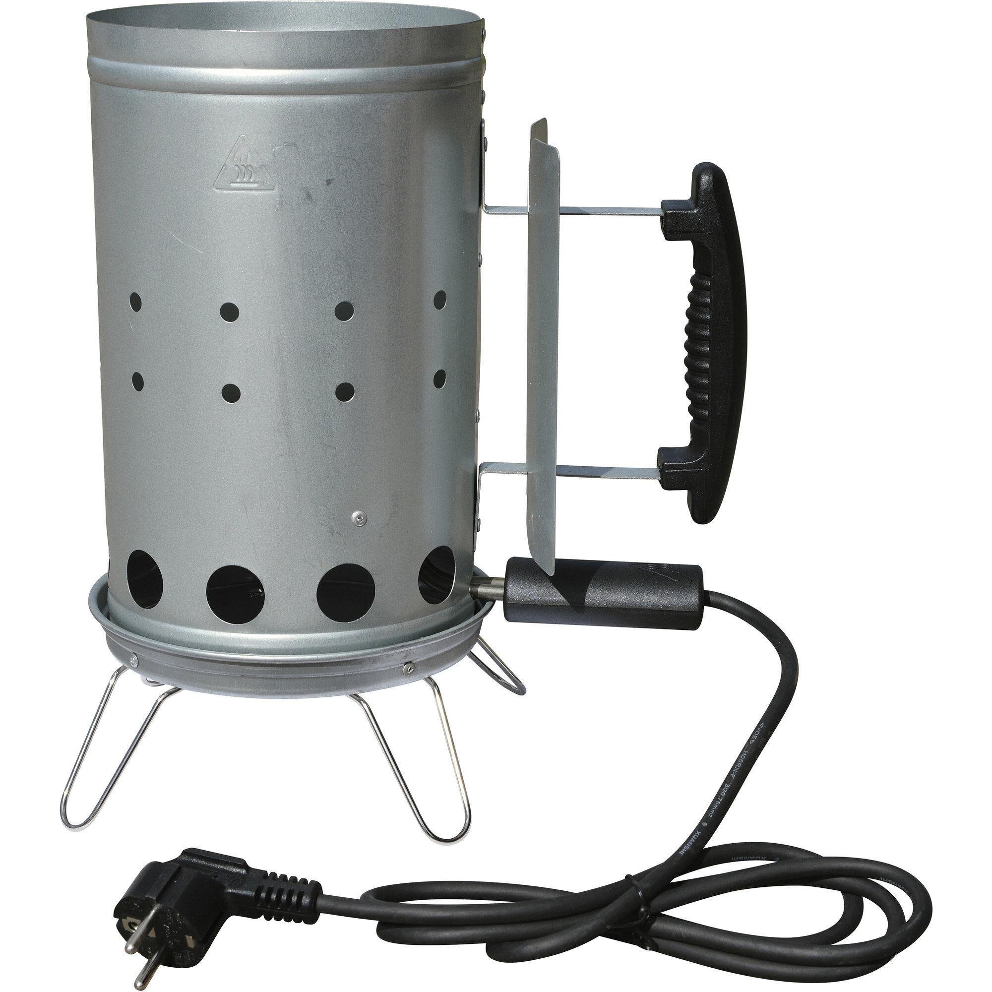 Dangrill Elektrisk grillstarter