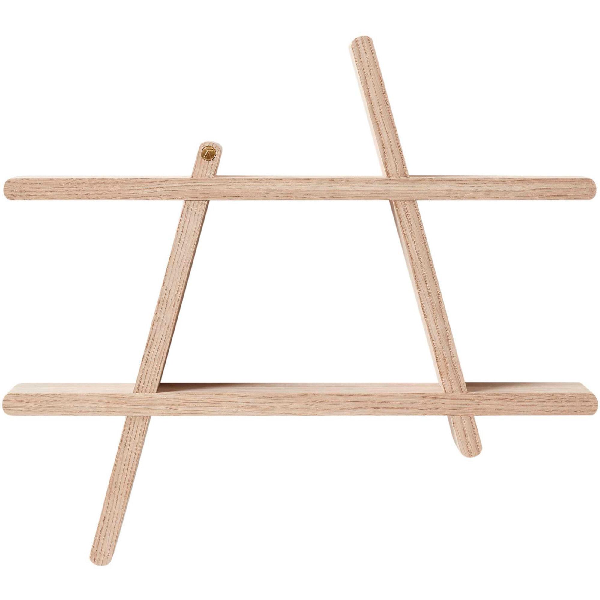Andersen Furniture A-shelf 52 x 9 x 46 cm Medium Oak