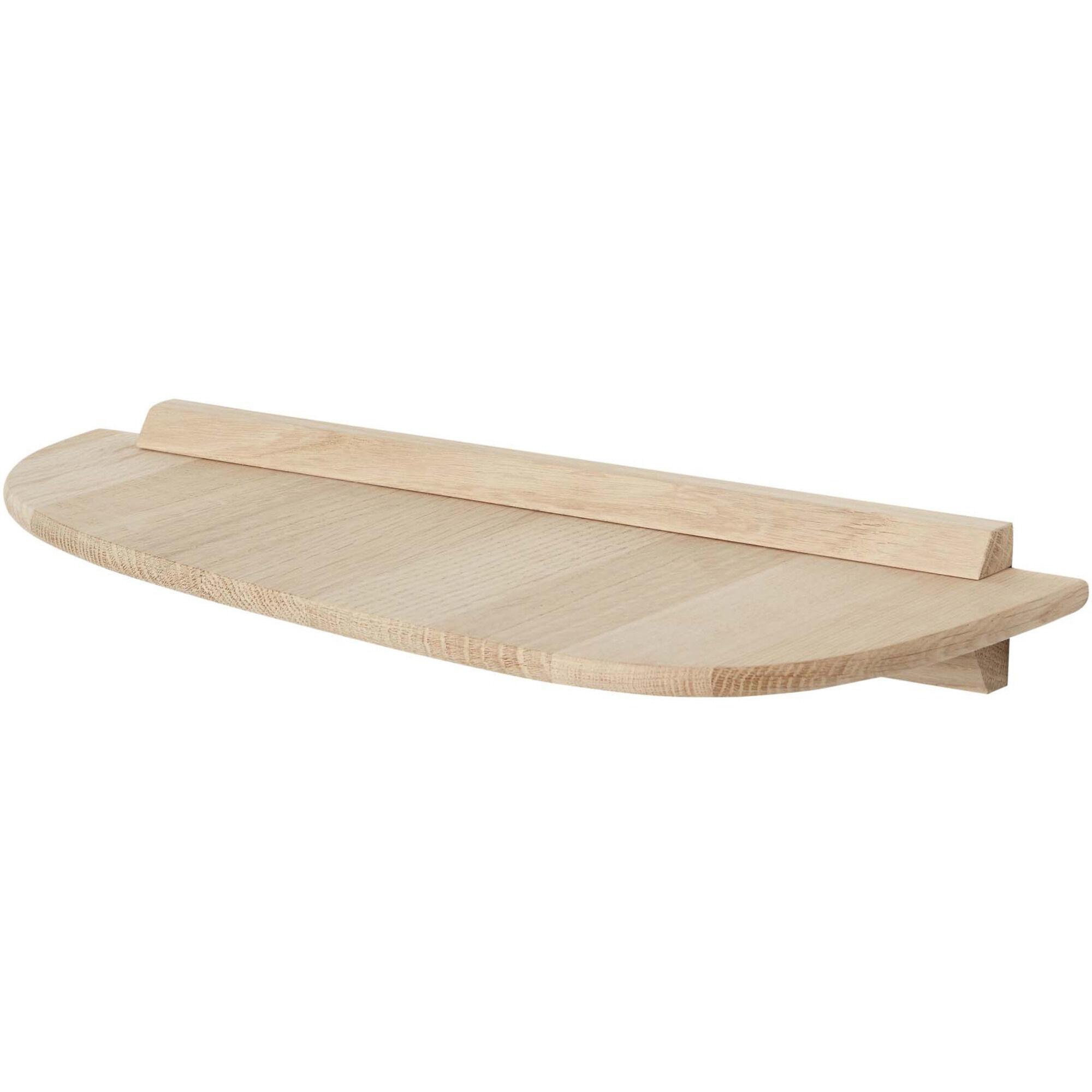 Andersen Furniture Shelf 1 40 x 18 cm Oak Hylle