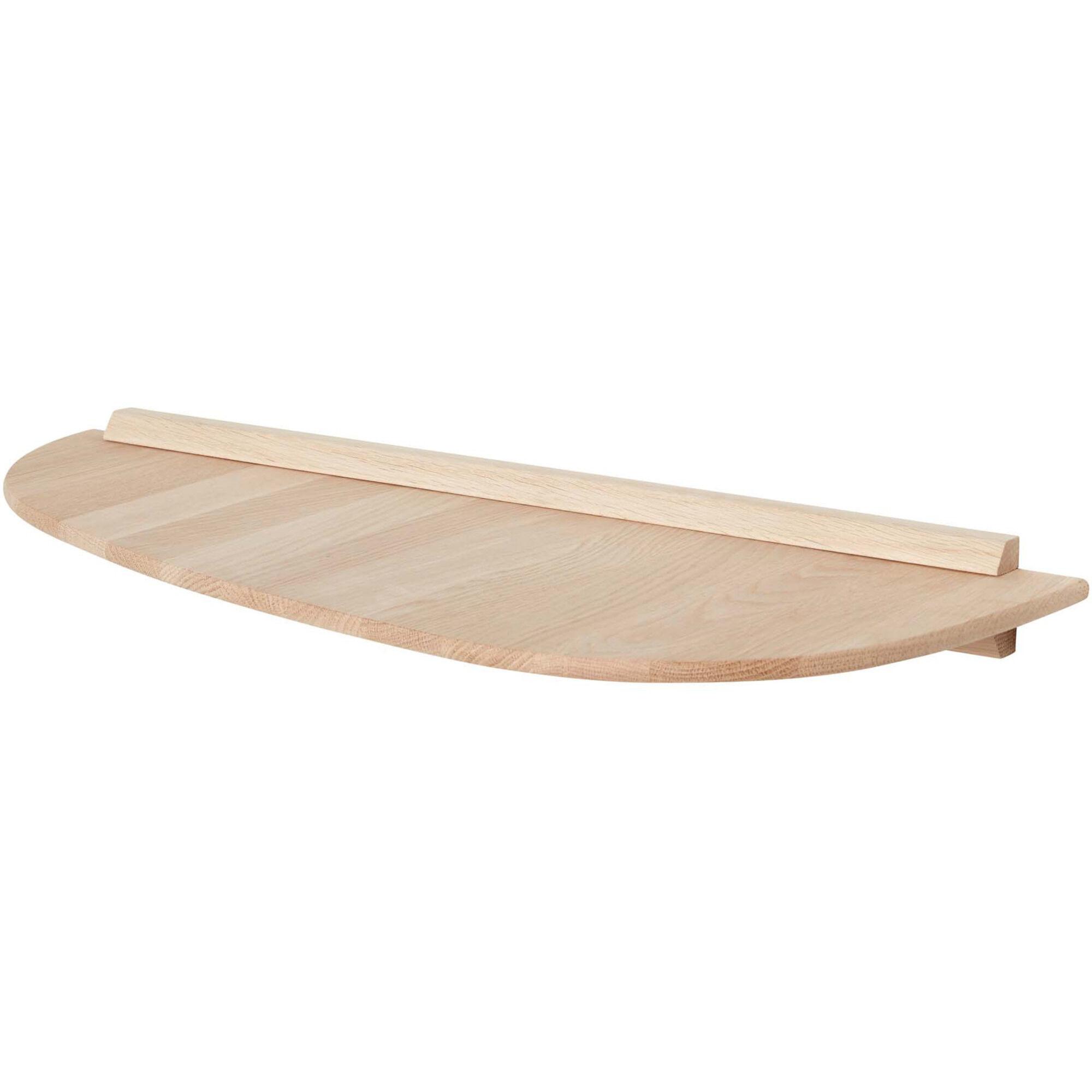 Andersen Furniture Shelf 2 59 x 25 cm Oak Hylle