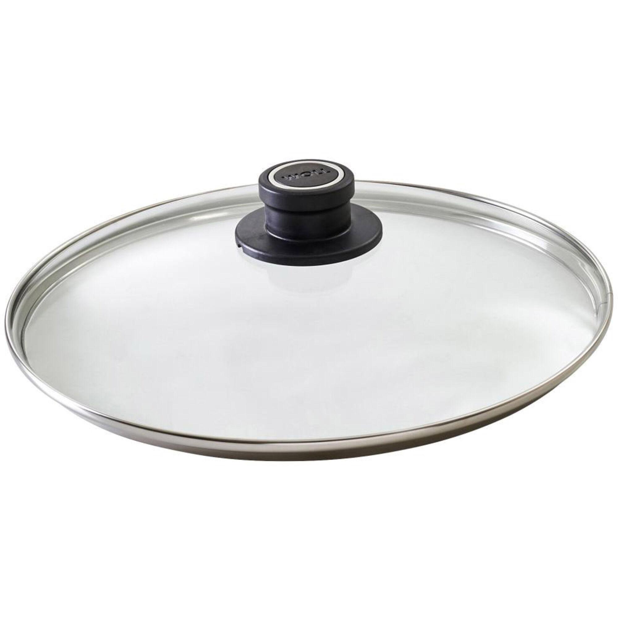 Woll Universal Glasslokk - 28cm