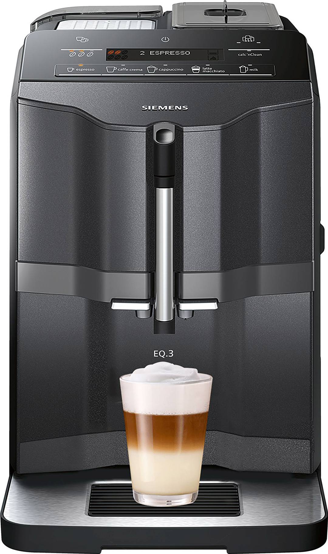 Siemens TI313219RW Espressomaskin