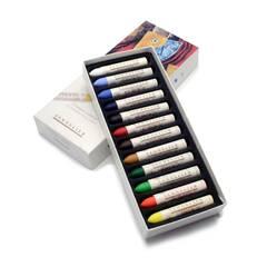 Sennelier Olje Pasteller ‑ 12 farger