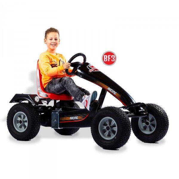 Dino Cars GoKart BF3 Modell 2018 svart/rød