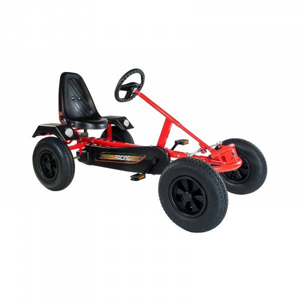 Dino Cars tråbil Sport ZF Rød