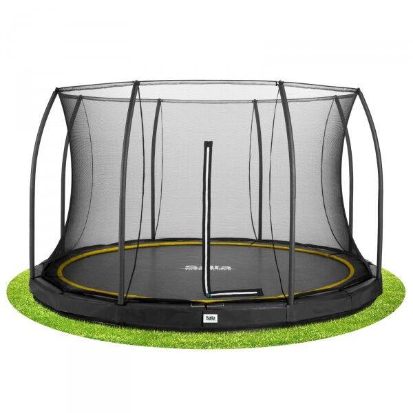 Salta trampoline Comfort Edition Ground 366 cm svart