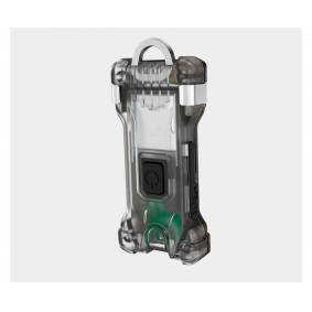 Armytek Zippy Keychain Flashlight (Grey Onyx)