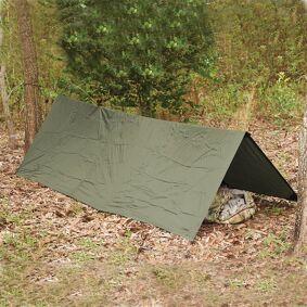 Andre Snugpack Stasha Shelter OD Green- Measu