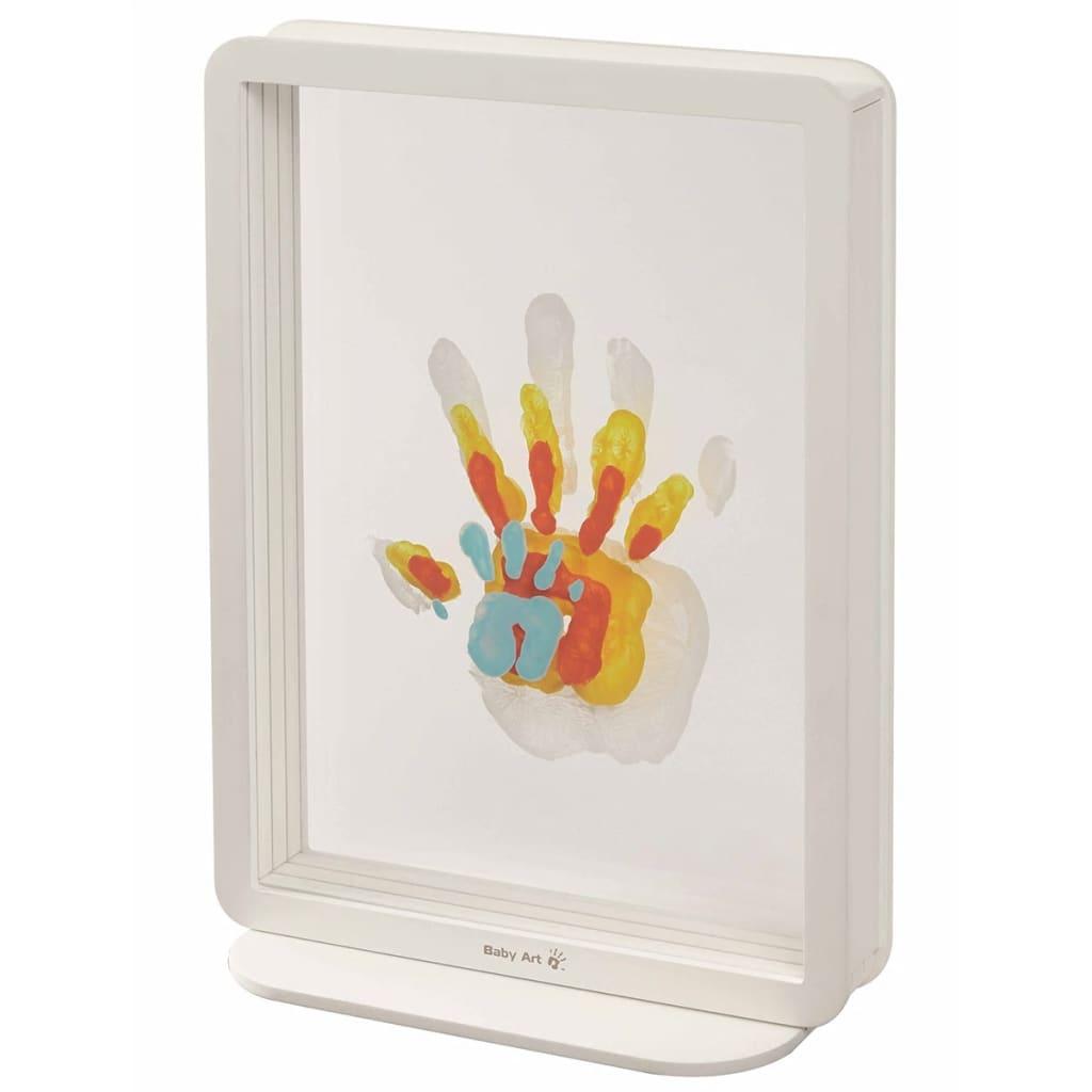 ART Baby Art Ramme Family Touch med håndavtrykk hvit 3601094000