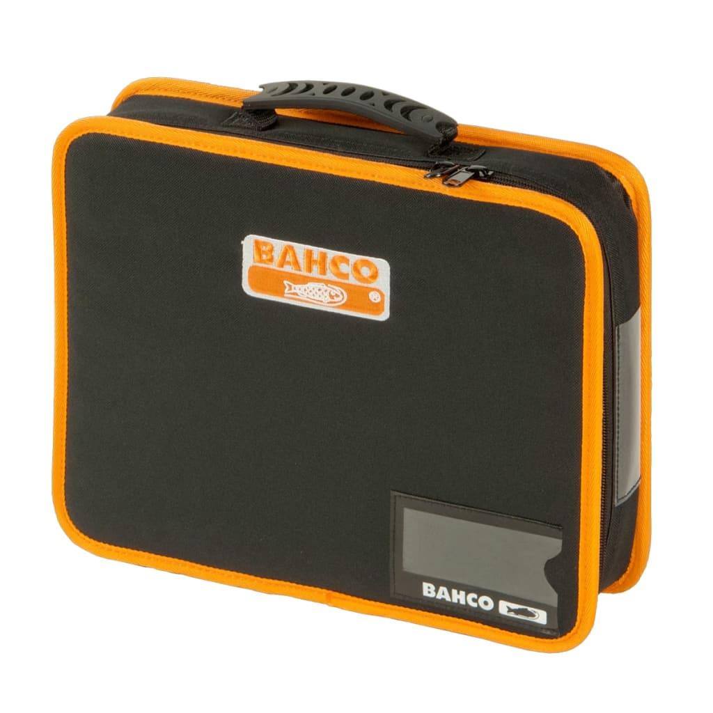 Bahco Verktøyveske med elastiske løkker 33x6x27 cm 4750FB5B