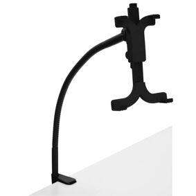 DESQ Nettbrettholder 70 mm svart