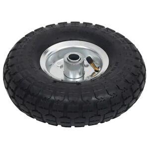 vidaXL Sekketrallehjul 4 stk gummi 4,10/3,50-4 (260x83)