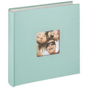 Walther Design Fotoalbum Fun 30x30 cm myntegrønn 100 sider