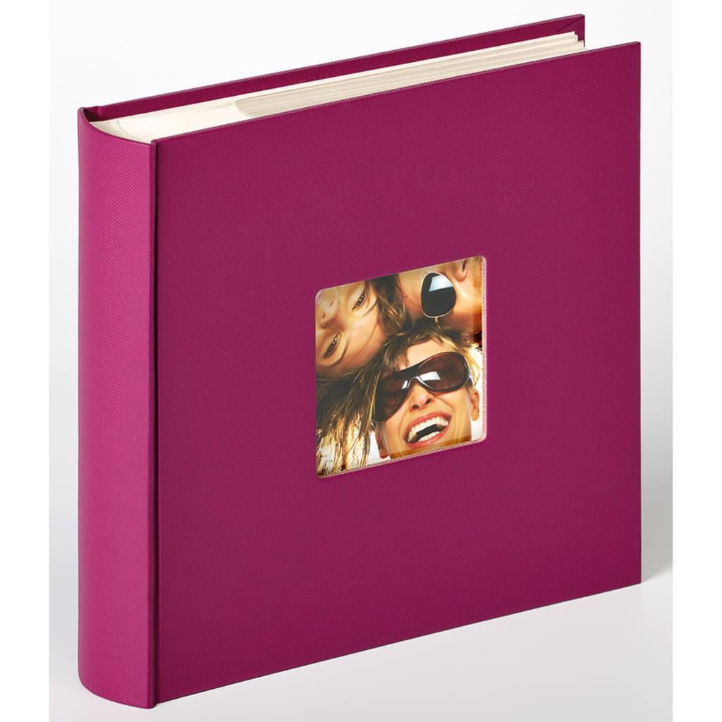 Walther Design Fotoalbum Fun Memo 10x15 cm fiolett 200 bilder