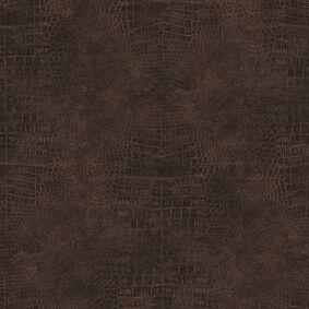 Noordwand Veggtapet Croco brun
