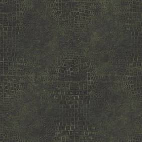 Noordwand Veggtapet Croco grønn