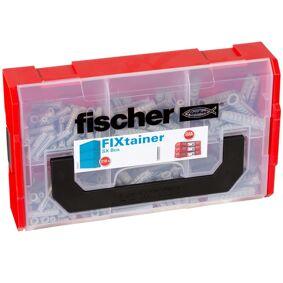 Fischer SX-veggplugger FIXtainer 210 stk