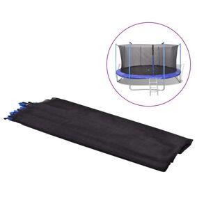 vidaXL Sikkerhetsnett for 4,57 m rund trampoline