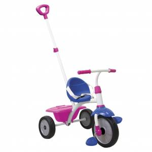 Smart Trike Fun Trehjulsykkel rosa 1240400