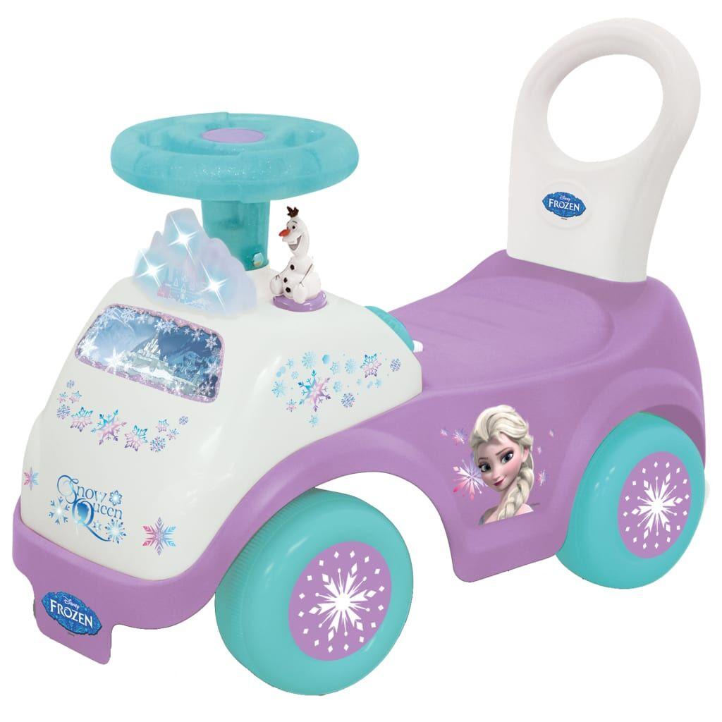 Frozen Gåvogn Snow Queen lilla 052787