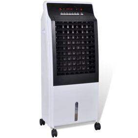 vidaXL Mobil luftkjøler/luftrenser/luftfukter 8 L