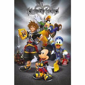 Disney , Kingdom Hearts, Maxi Poster - Classic