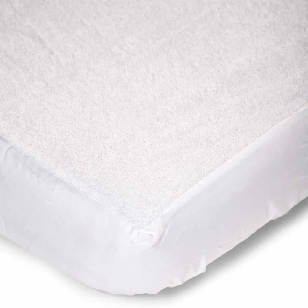 CHILDWOOD Vannfast madrasstrekk for sprinkelseng 50x90 cm MABWP90