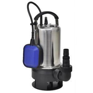 vidaXL Nedsenkbar pumpe for skittent vann 1100 W 16500 l/t