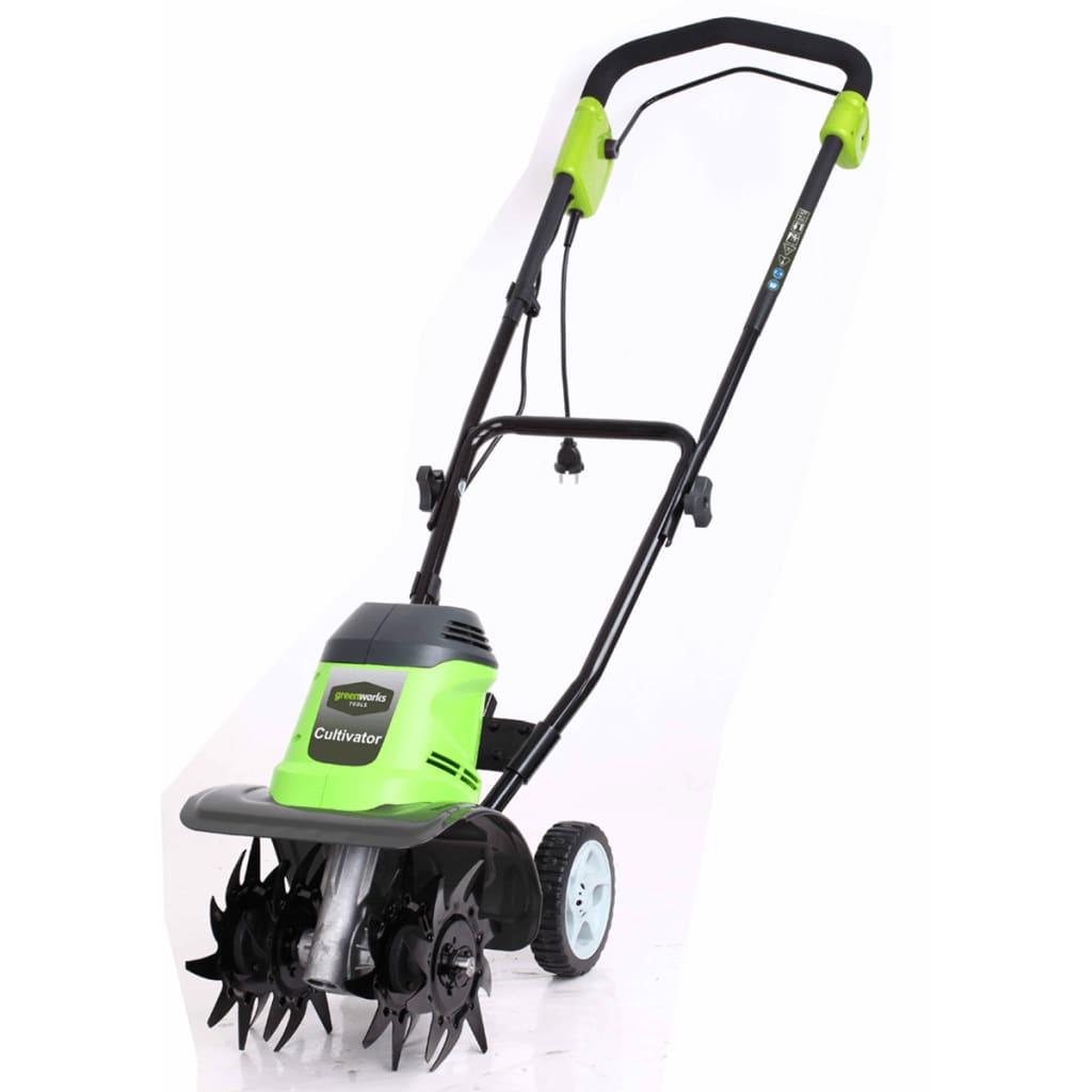 Greenworks Elektrisk jordfreser GTL9526 950 W 27017