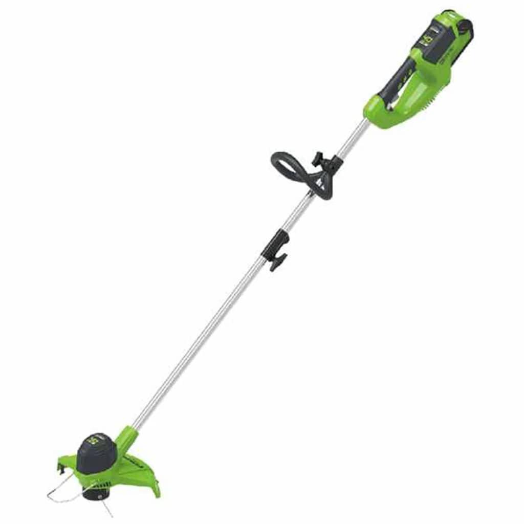 Greenworks Kantklipper uten 40 V batteri G40LT30 2101507
