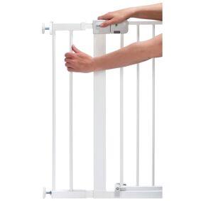 Safety 1st Utvidelse for sikkerhetsgrind 14 cm hvit metall 24294310