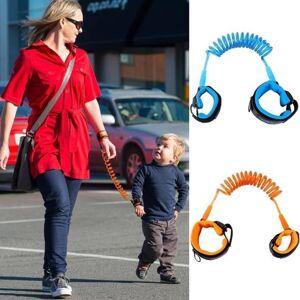 eStore Elastisk Barnebånd (festes ved håndledd) 2m - Orange