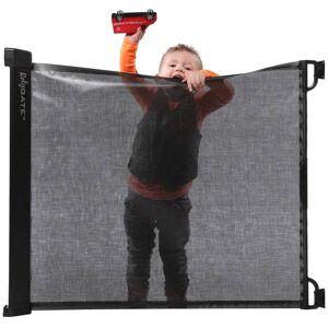 A3 Baby & Kids A3 Baby & Kids Uttrekkbar sikkerhetsgrind Rolygate matt svart 64631