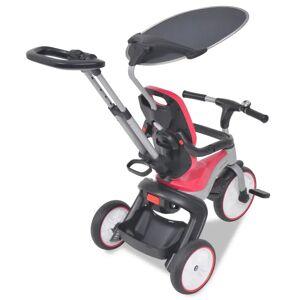 vidaXL Trehjulssykkel for barn BMW rosa