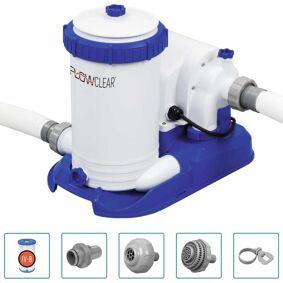 Bestway Filterpumpe for basseng Flowclear 9463  L/t