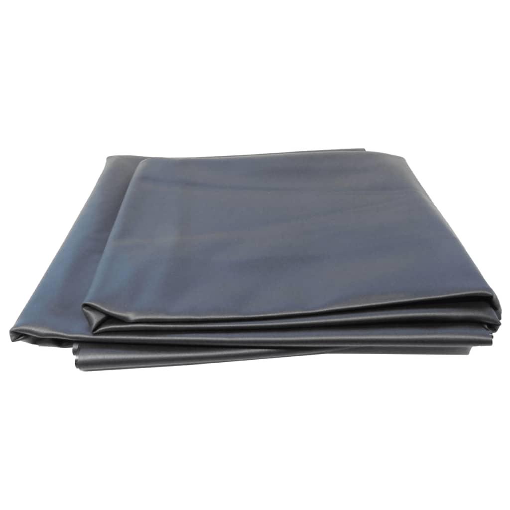 Ubbink Aqua Liner Damme - PVC 6 x 5 m - Svart