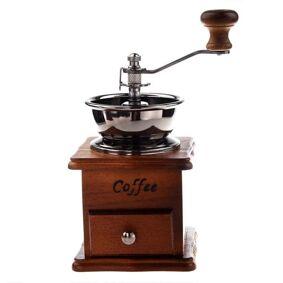 eStore Manuell Kaffekvern i Antikk Stil