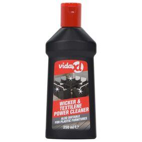 vidaXL Rengjøringsmiddel for utemøbler av rotting og textilene 250 ml