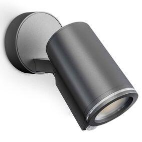 Steinel Utendørs sensorspotlys Spot ONE Sensor svart
