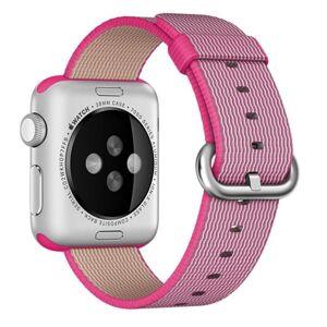 eStore Apple Watch 42 mm Vevd Nylon Band - Rosa