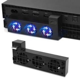 INF Kjølevifte til Xbox One X med ekstra USB-port